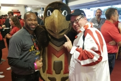 Dr. Ferrell and COO Terps