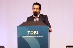 Dr. Yokel Speaking TOBI