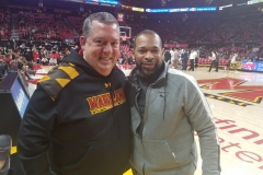 Dr. Ferrell and COO Terps 2