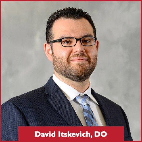 David Itskevich, DO