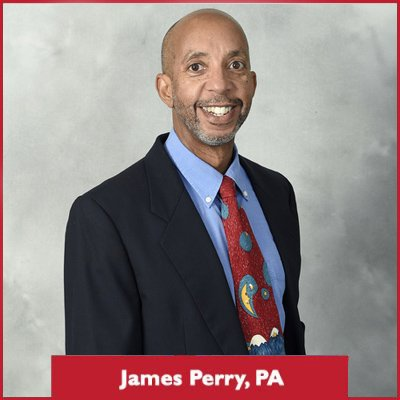 James Perry, PA